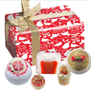 soap & Gifts - Christmas Carol Wrapped Gift