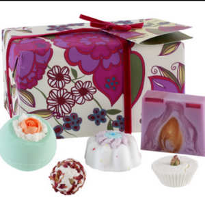 Gifts - Vintage Velvet Wrapped Gift Pack