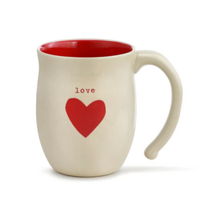 Kitchenware - Love Heart Mug