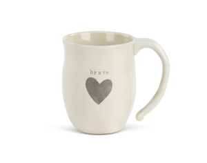 Kitchenware - Brave Heart Mug