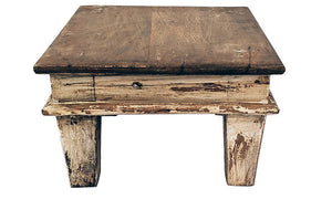 table top - Wooden Tea Table