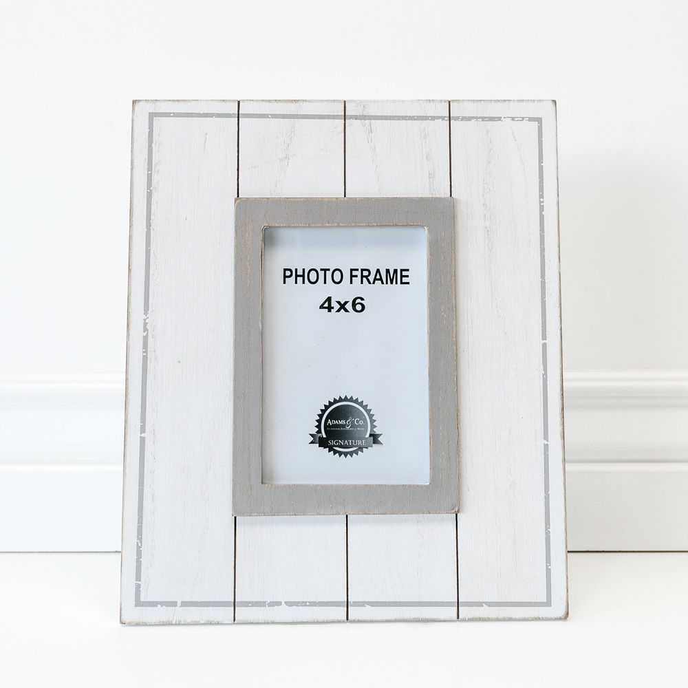 Table Top - Wood Photo Frame