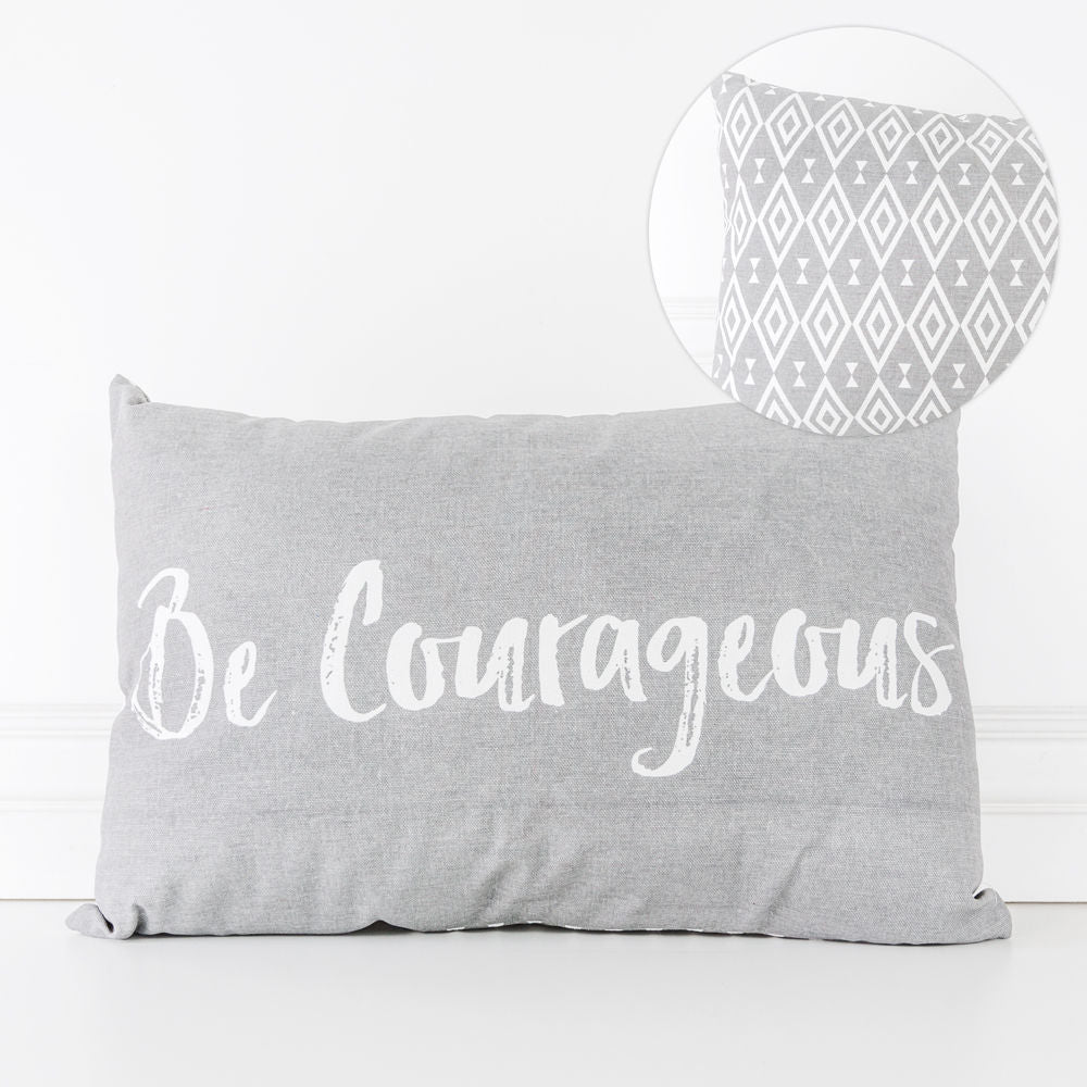 Pillow - Be Courageous