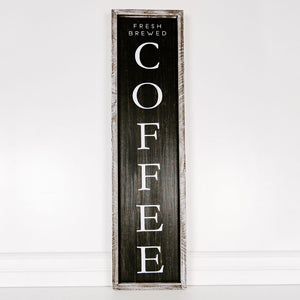 Wall Hanging - Fresh Brewed Coffee