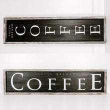 Load image into Gallery viewer, Wall Hanging - Fresh Brewed Coffee