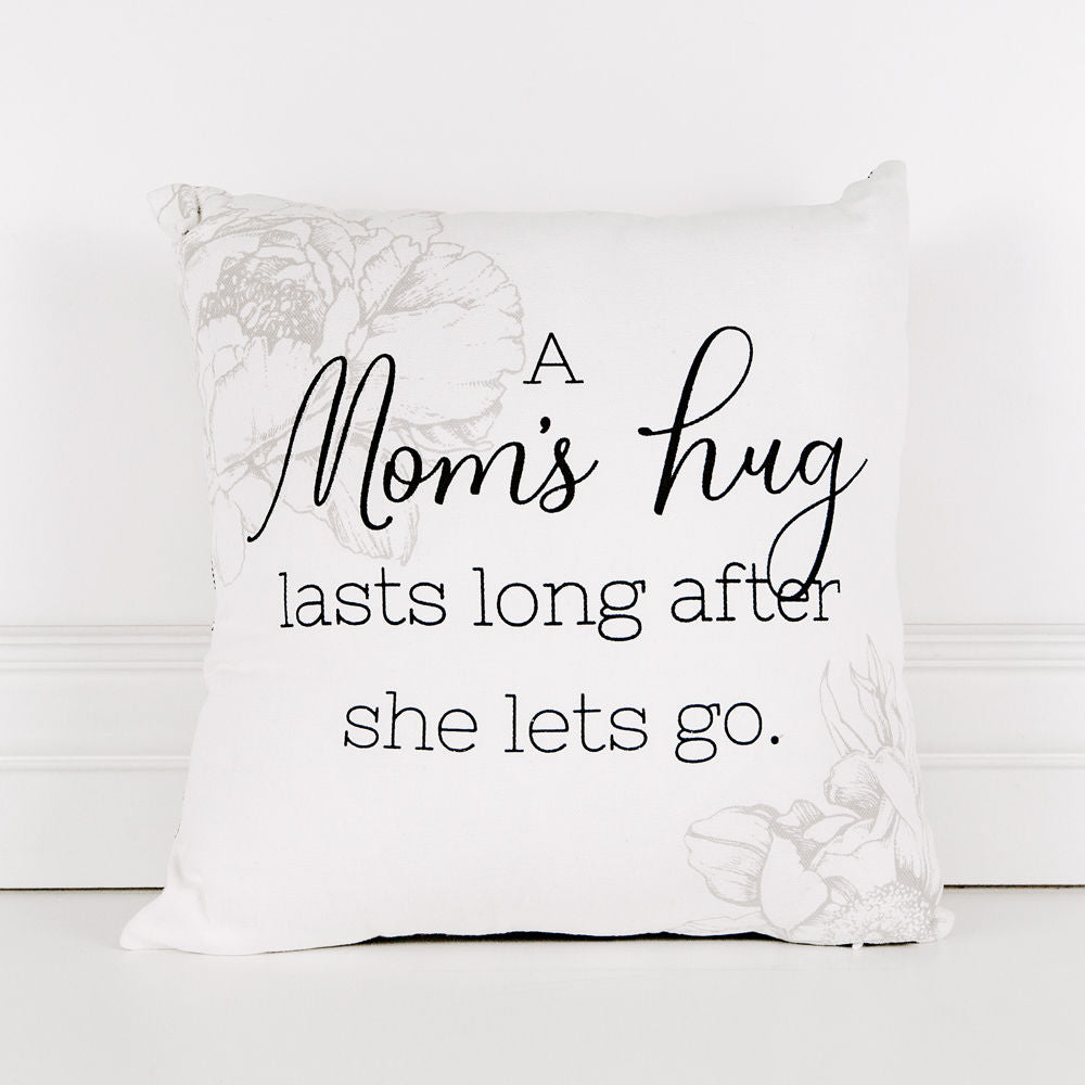 Pillow - Mom's Hug