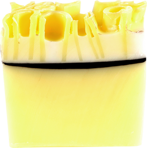 Gifts - Lemon Meringue Soap Slice