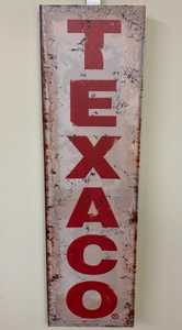 Wall Hanging - Texaco Sign