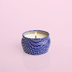 Candles - Volcano Blue Mini Tin,