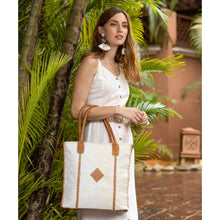Load image into Gallery viewer, Myra Bag - PURITY LEATHER AND HAIRON BAG