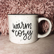 Load image into Gallery viewer, Warm & Cozy Mug