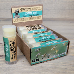 Local Beeswax Lip Balms