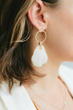 Load image into Gallery viewer, Leaf Earrings by Voie
