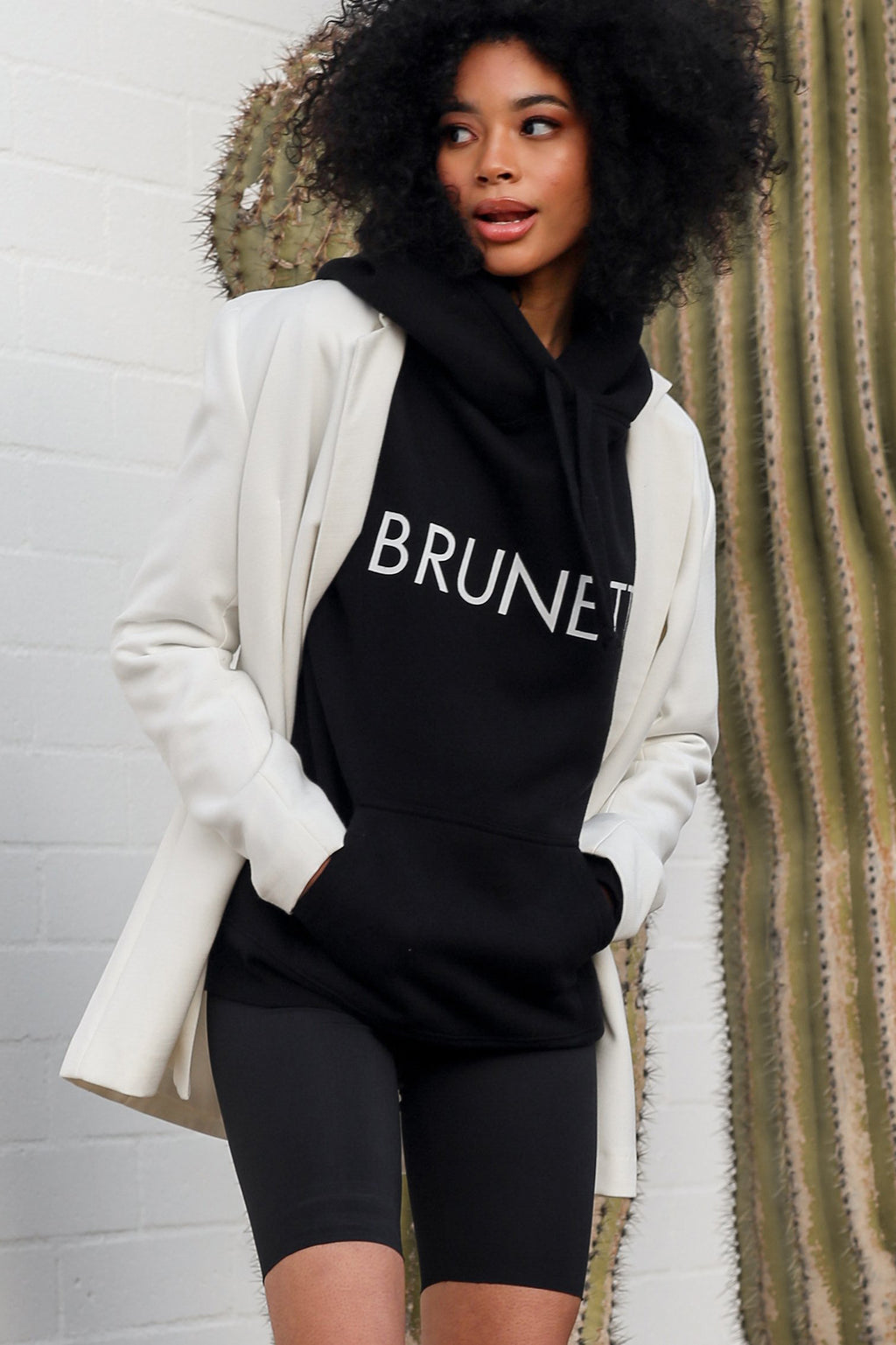 The Brunette Classic Hoodie