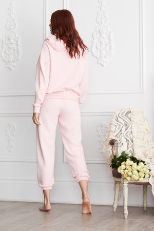 Niki Ultra Soft Velour Sweatpants