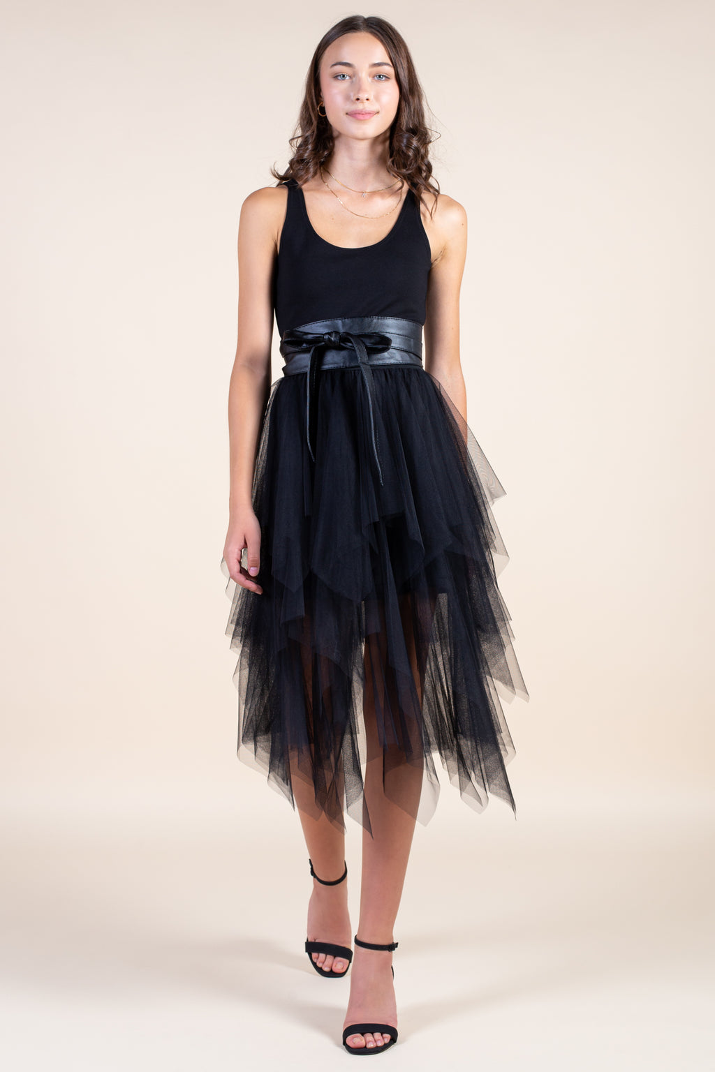 Dreamer Layered Tulle Skirt