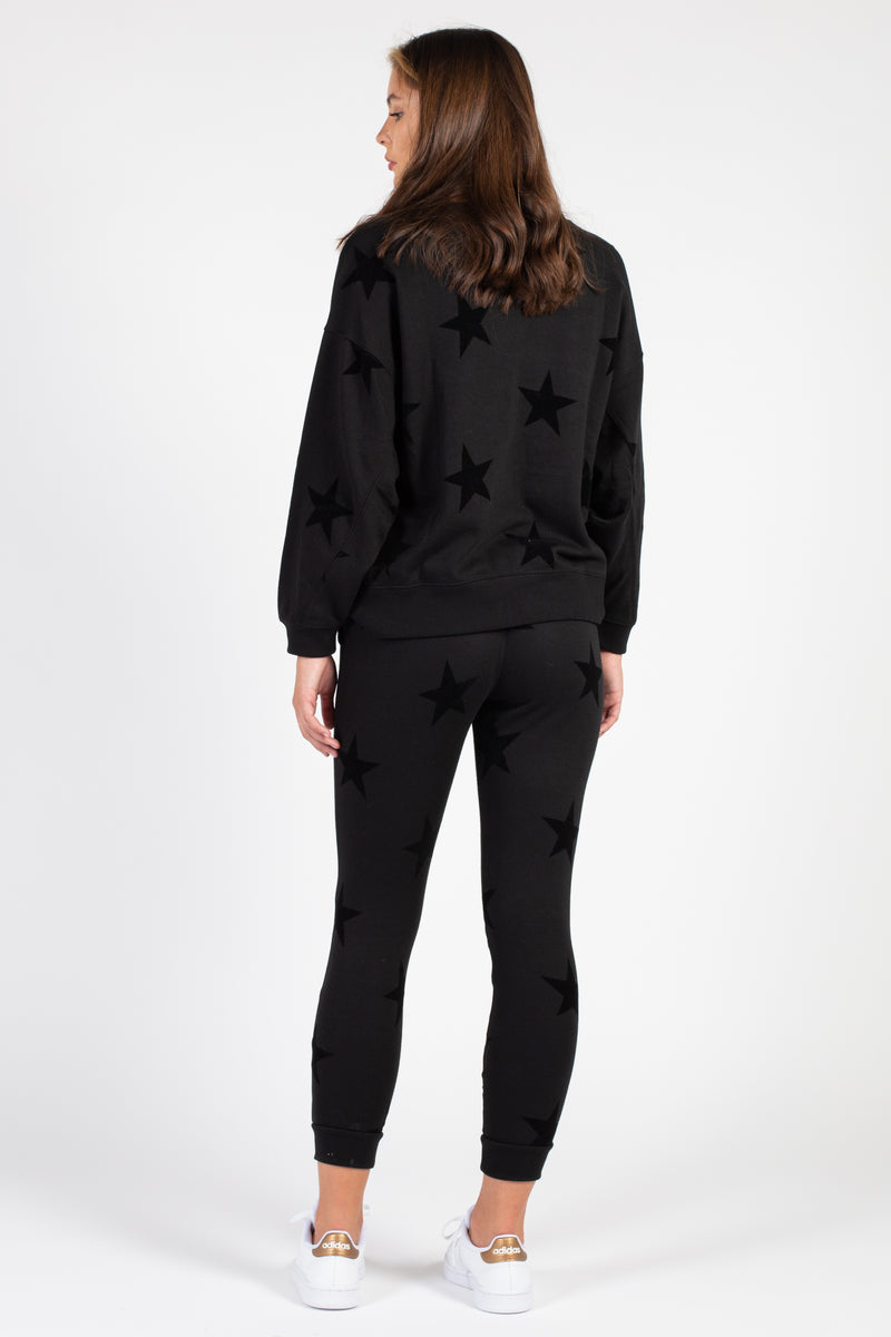 Star Flocking Jogger