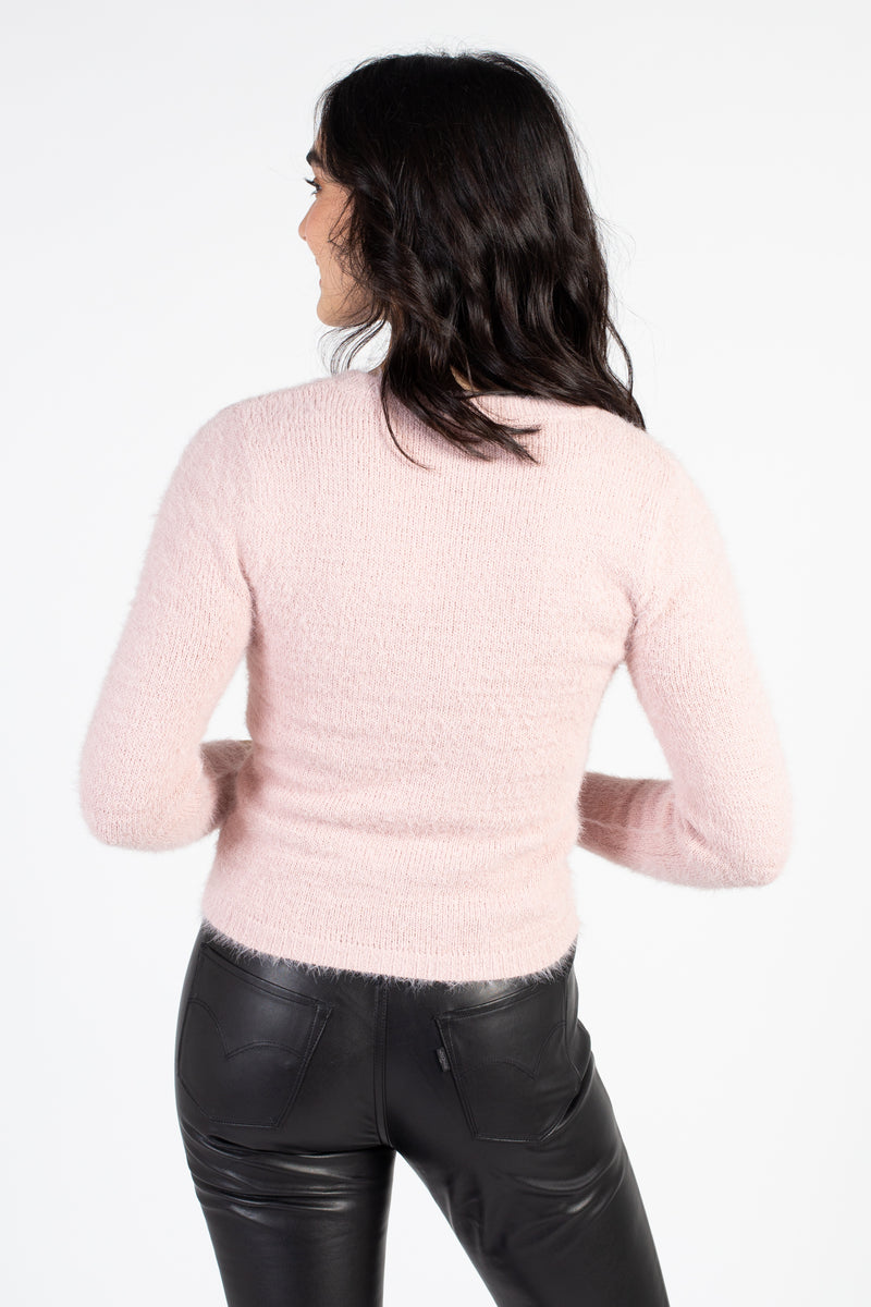 Emerson Fitted Crew Neck Sweater