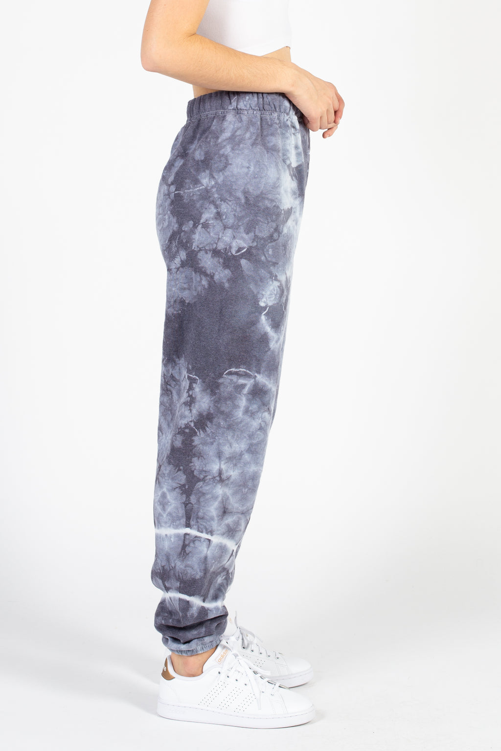 Tie Dye Sweatpants - honey
