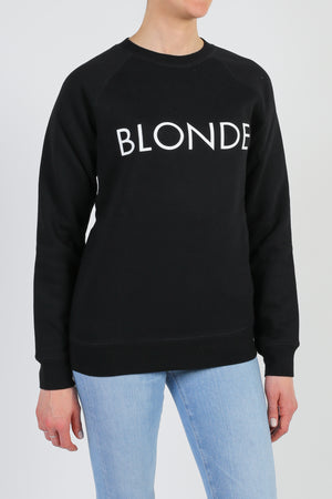 The Blonde Classic Crewneck