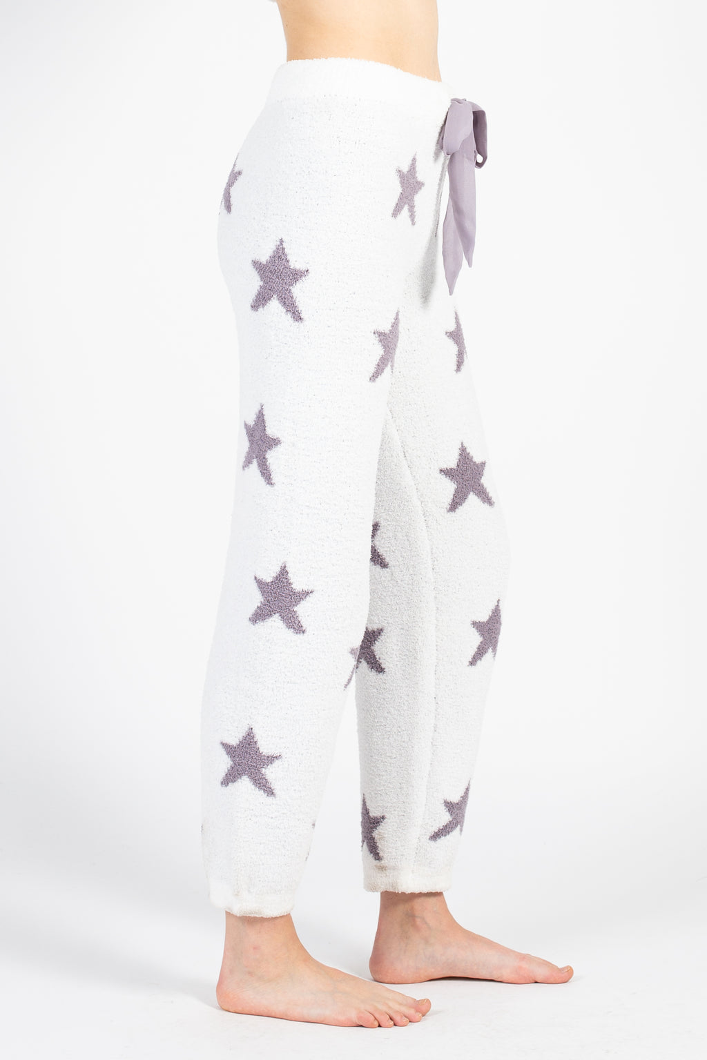 Star Cozy Knit Sweatpants