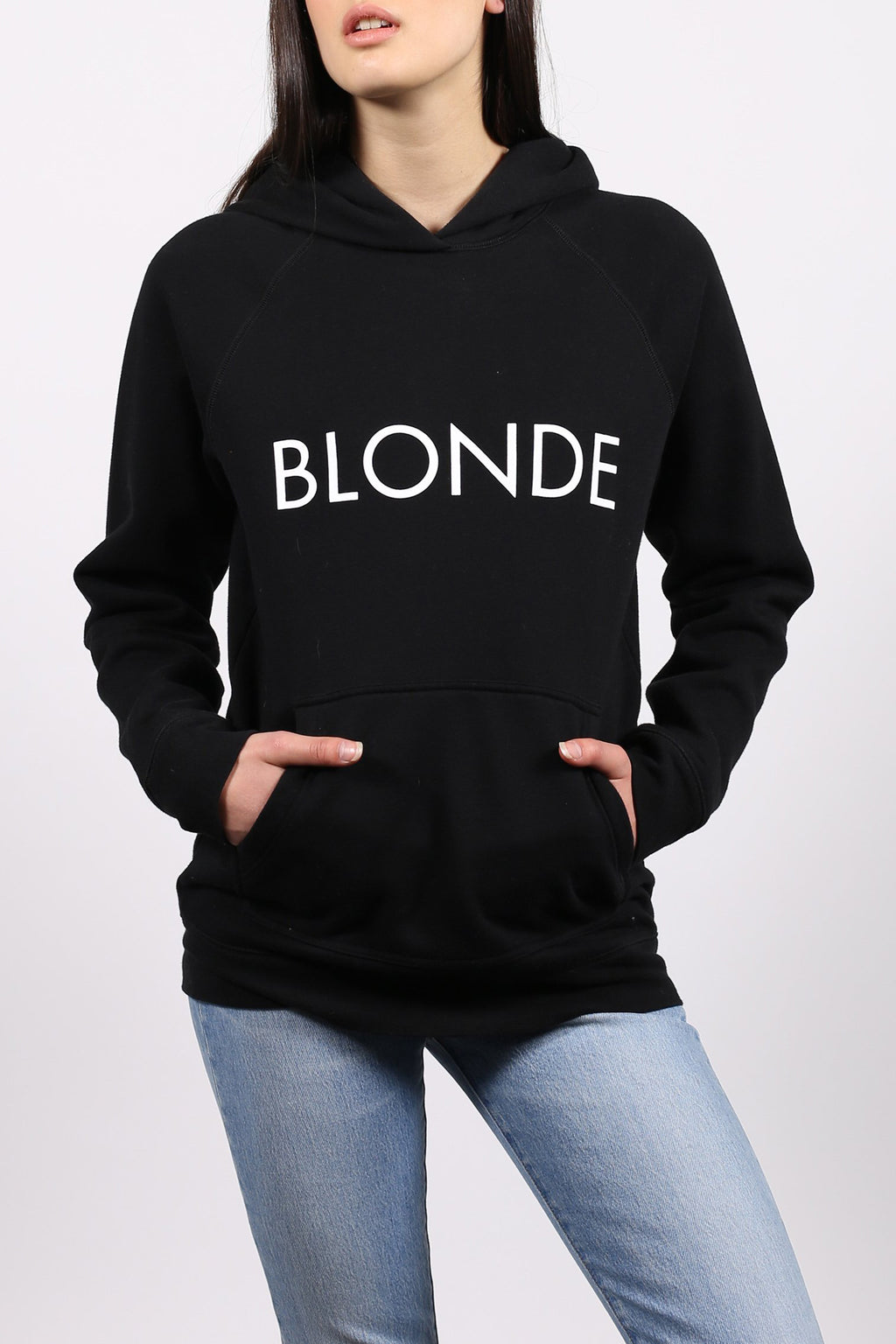 The Blonde Classic Hoodie - honey
