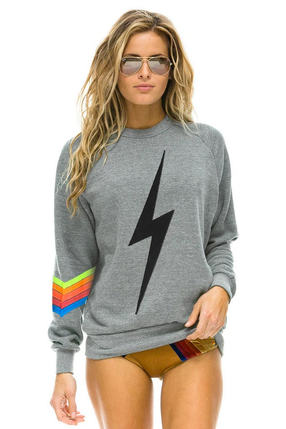 Bolt Stitch Chevron 5 Sweatshirt