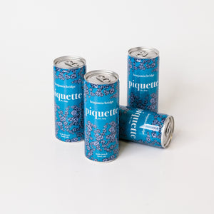 benjamin bridge dry hop piquette can + chips