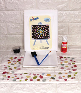 Flower Project Paint Kit