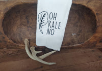 Oh Kale No- Tea Towel