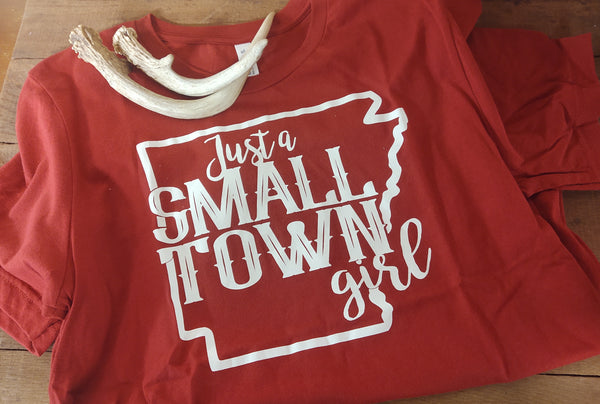 Small Town Girl-AR