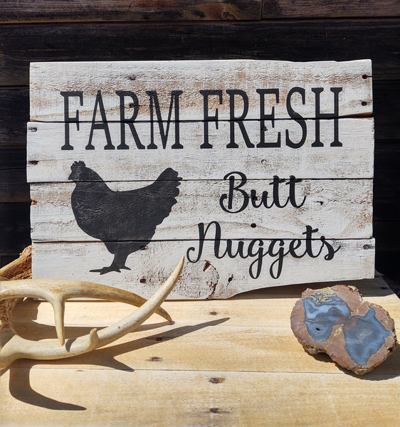 Farm Fresh Butt Nuggets