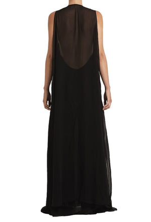 Mistico Dress Black Back