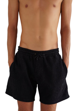 Rico Suave Short | Nero | Black Short
