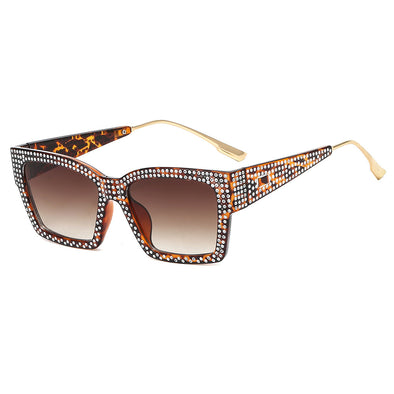Diamond full sunglasses