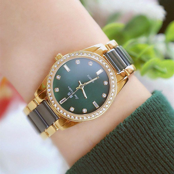 new hot watches factory direct  full diamond women's watch
