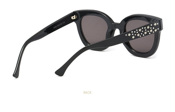Fashion ins diamond Sunglasses