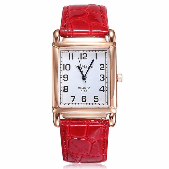 Fashion  Ladies Quartz Clock