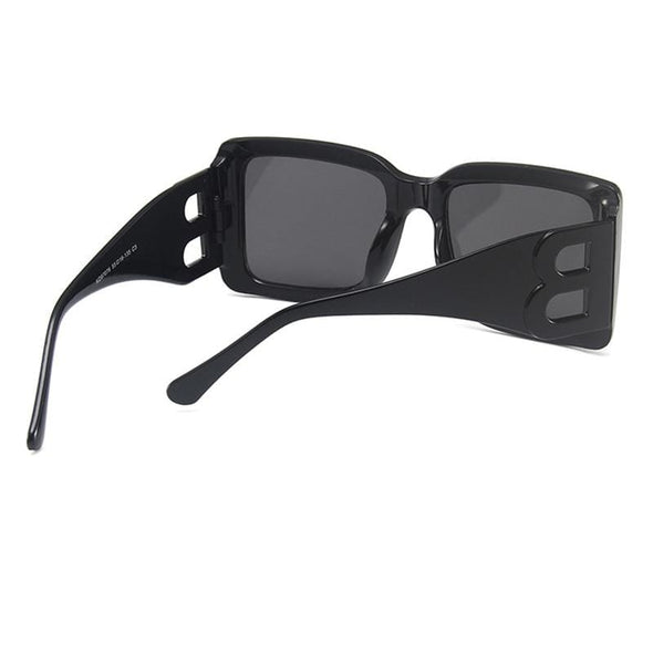 Square Sunglasses Woman Oversized Black Style Shades For Women Big Frame