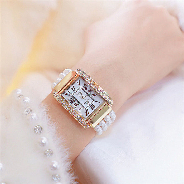 hot-selling watch manufacturers  full diamond women's watch