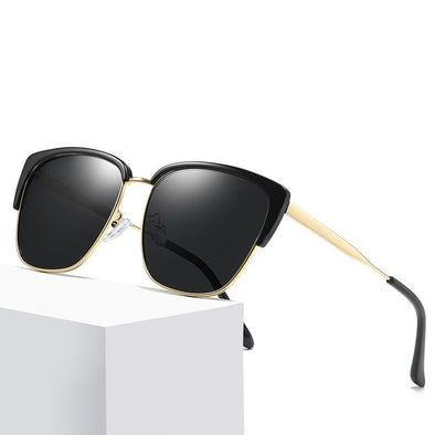 Square sunglasses FE983