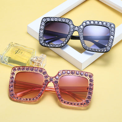Diamond Color Sunglasses