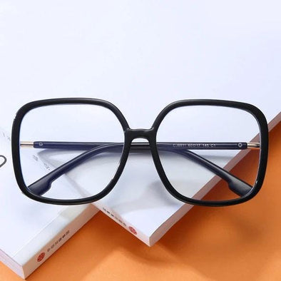 New Blue-Light  Square Frame  Glasses