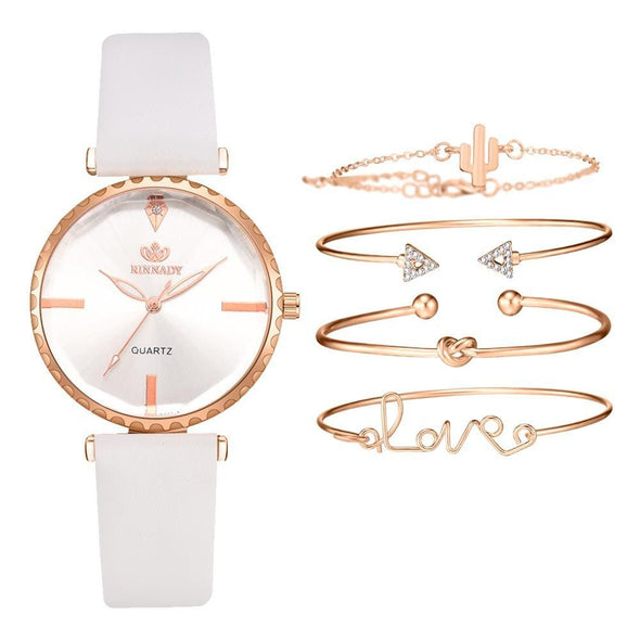 Quartz WristWatch Ladies Watch