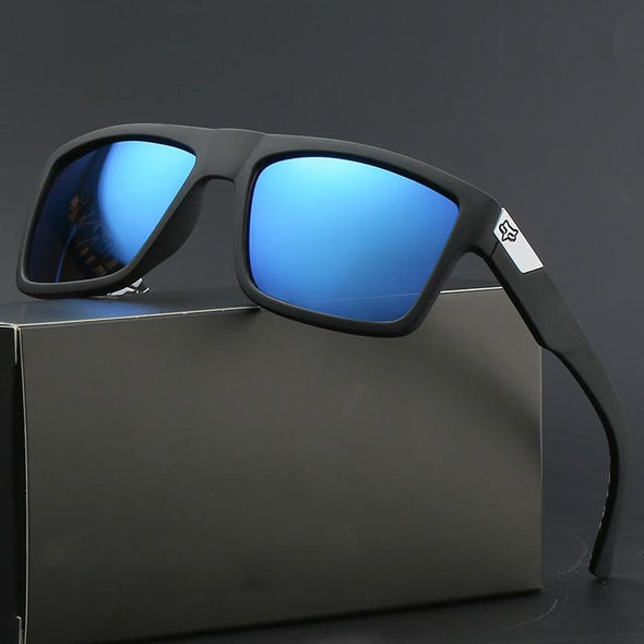 Classic Sunglasses Men Women Driving Square Frame Fishing Travel Sun Glasses Male Goggles Sports UV400 Eyewear