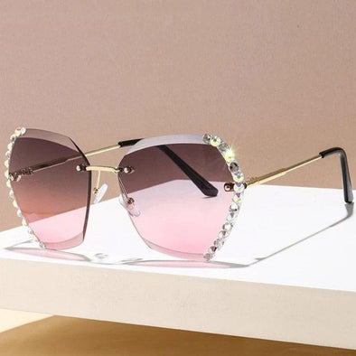 2021 diamond sunglasses
