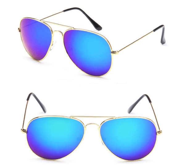 Mirror Reflective Sunglasses