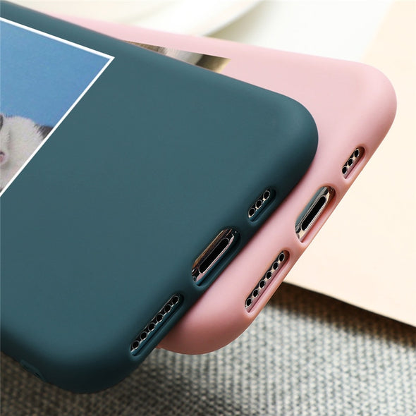 Cute Cat Dog Animals Case For iPhone