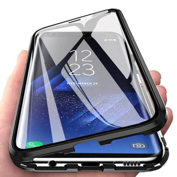 360 Full Protection Magnetic Case For Samsung
