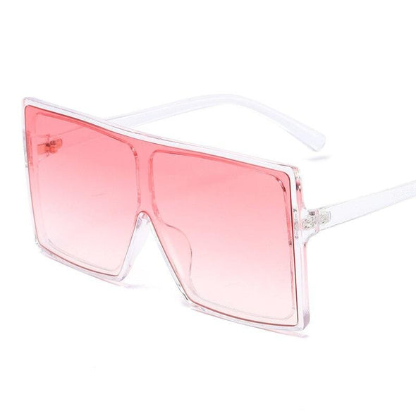 Oversized Square Sunglasses Gradient SunglassesGlasses Sunglasses